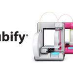 Cube 3Dプリンターを購入:その1