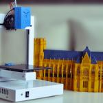 3Dプリンター「UP Plus 2」をブルレーが販売