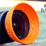 3Dプリンターで作るカメラのレンズカバー