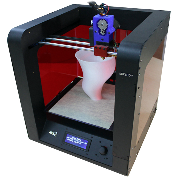Mix-2---3D-printer