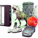 低価格家庭用3Dスキャナー「Sense」が登場