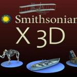 3Dプリンター用データをスミソニアン博物館が無償配布