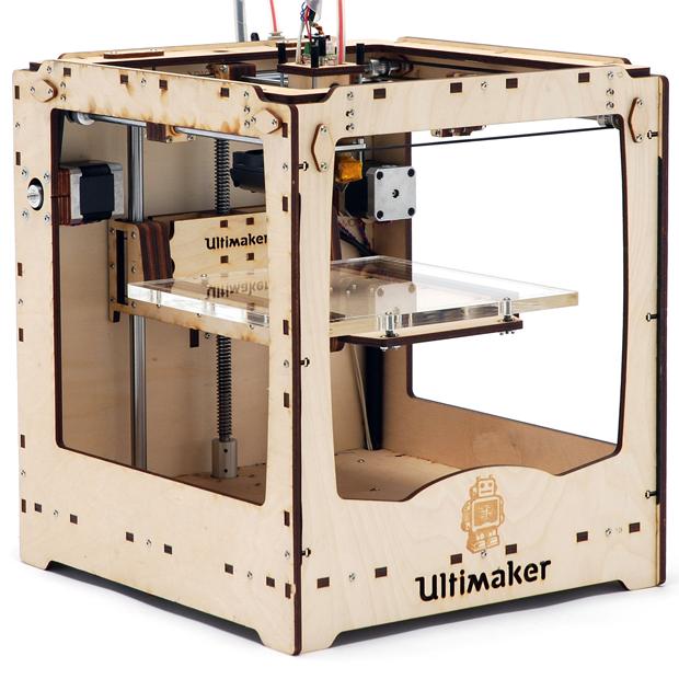 Ultimaker-Original -DIY