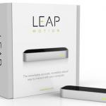 Leap Motionで3Dモデリング