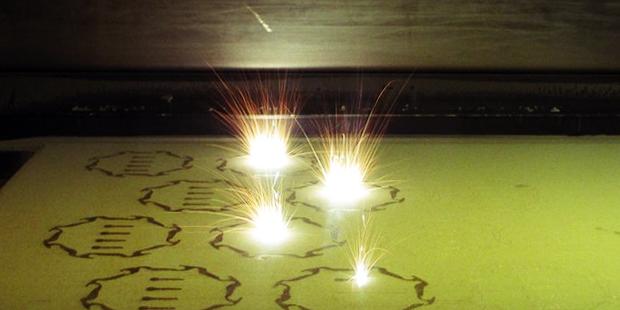 3d printer Selective-Laser-Sintering