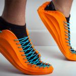 3Dプリンターでクロックスみたいな靴をプリントアウトできる新素材「FilaFlex」