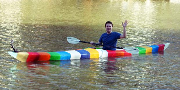 3d printer Kayak