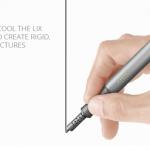 これなら絶対欲しい!洗練されたデザインの3Dペン「LIX」