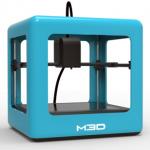 超小型/高機能/低価格(2万円以下)と3拍子揃った3Dプリンター「The Micro」
