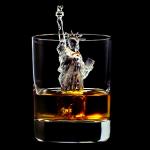 飲むのがもったいない?3D技術とウィスキーを組み合わせたらこんなに凄いことに