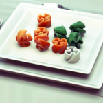 3Dプリンターで食品をプリントアウト