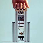 超小型3DプリンターLumiFold