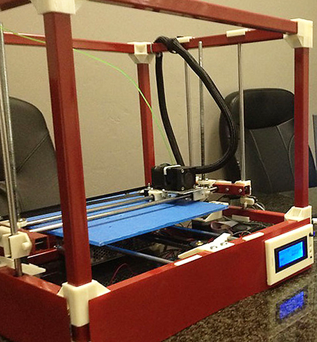 RigidBot Big 3D printer