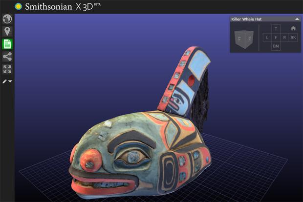 Smithsonian-X-3D