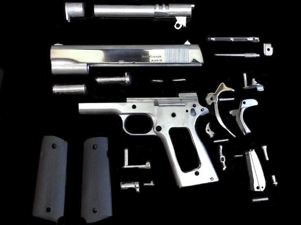 3Dprinter gun