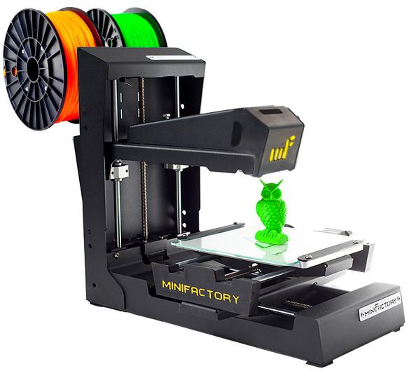 miniFactory-3D-printer