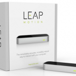 Leap Motionで3Dモデリング