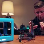 超速報!!超小型/高機能/低価格と3拍子揃った3Dプリンター「The Micro」がキックスターターについに登場!